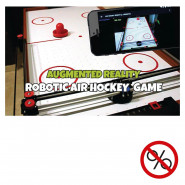 Atelier d'initiation à la robotique - Air hockey robot