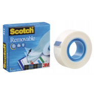 Rouleau de Scotch® Magic™ amovible