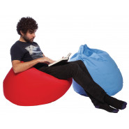 Pouf taille adulte